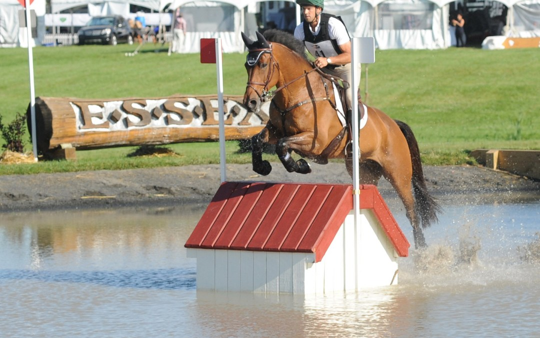 MARS Essex Horse Trials has a new date and is looking for sunshine