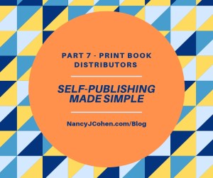 Self-Publishing Part 7