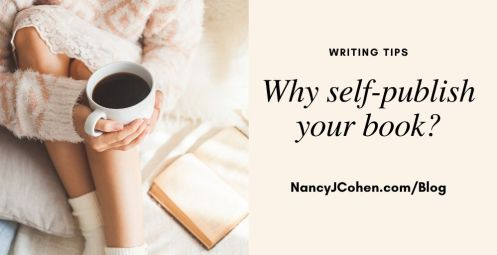 why self-publish your book