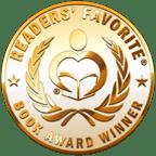 Readers Favorite Gold Medal