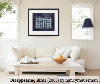 701 Disappearing Birds