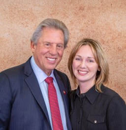 Nancy Ouellette and John Maxwell