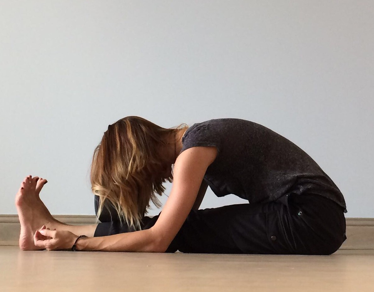 Wellness yoga for the spine