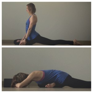 Yin Yoga for Tired Legs