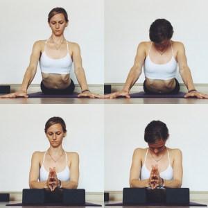 Yin Yoga - Meridians - Sphinx/Seal Pose