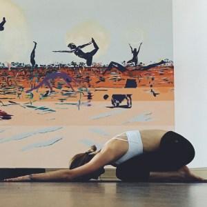Yin Yoga - Meridians - Childs Pose