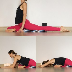 Pigeon - Yin Yoga