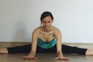 Straddle Pose | Wide-Legged Fold