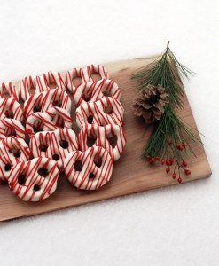 Chocolate Covered Pretzels by the Merry Thought (CLICK in case you need yourself a little recipe.