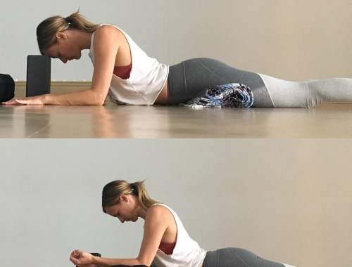 Yin Yoga: Sphinx Pose
