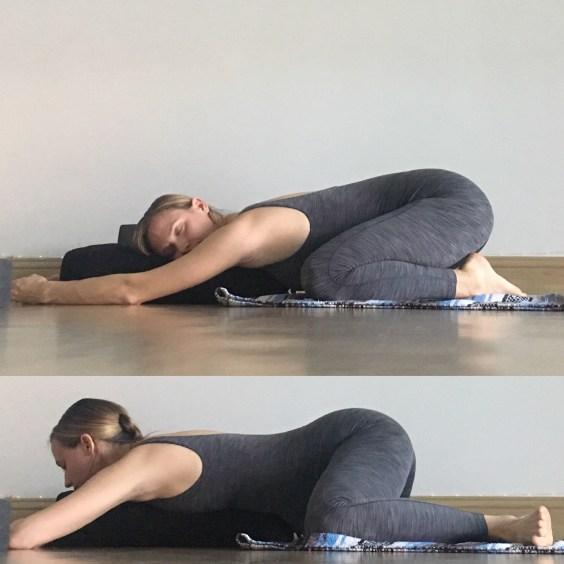 Tadpole / Frog - Prenatal Yin Yoga Sequence