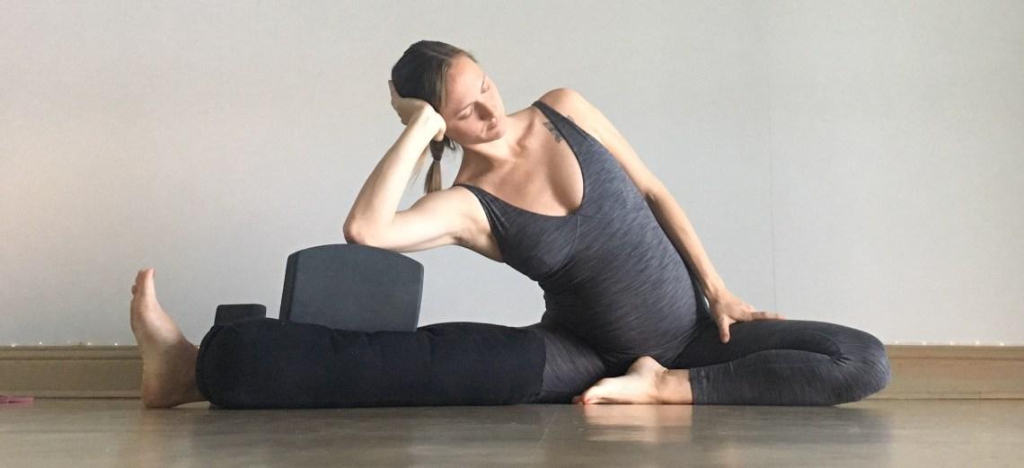 Yin Yoga Prenatal Sequence