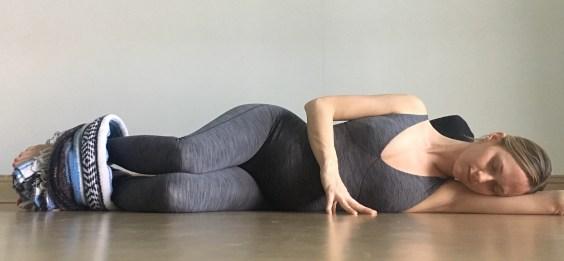 Fetal Pose - Prenatal Yin Yoga Sequence