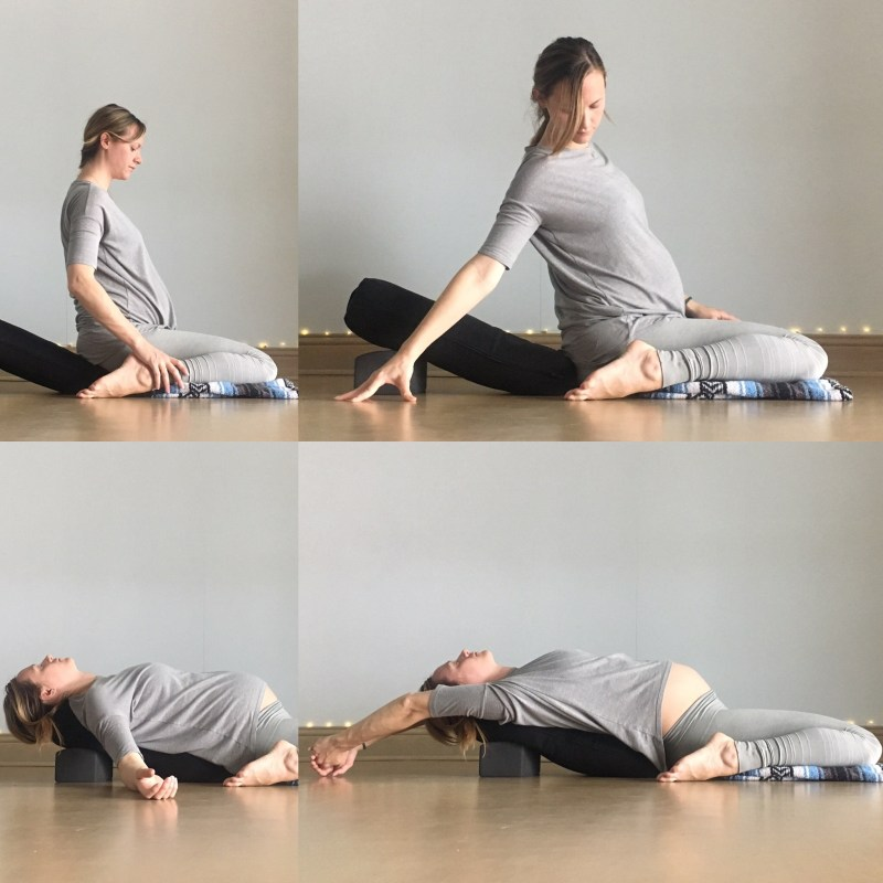 Energizing Spring Yin Sequence - Saddle