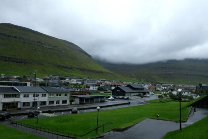 klaksvík town