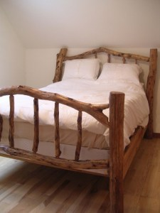 Twin Bed by Tim Wohleber