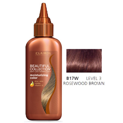 Clairol Beautiful Collection Hair Color B17W Rosewood