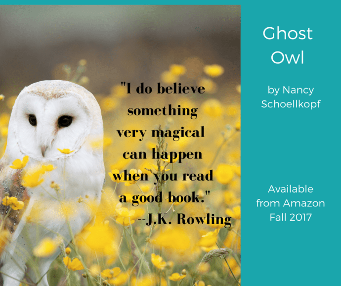 Rowling quote abbreviated and owl