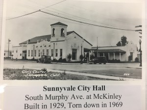 Sunnyvale's first Civic Center