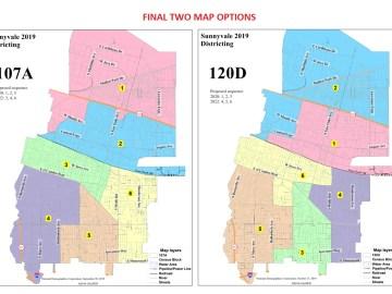 Final two CVRA maps
