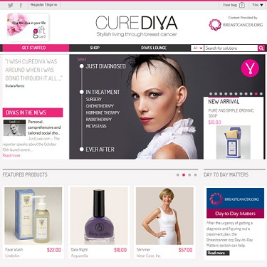 CureDiva-Home-Page
