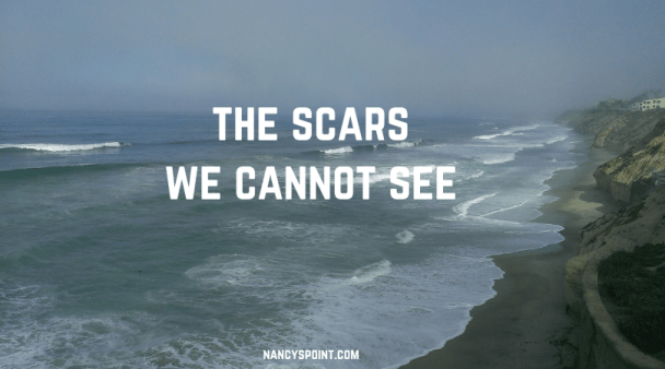 The scars we cannot see #cancer #breastcancer #mastectomy