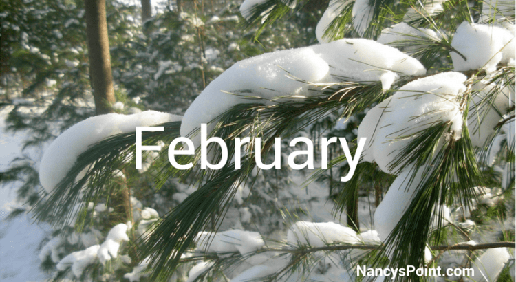 Not just another February, not just another birthday