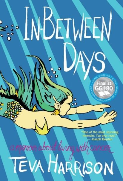 In-Between Days, by Teva Harrison, a book review and giveaway!