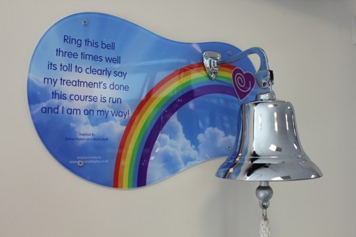 Is Ringing a Bell at the End of #Cancer Treatment Really Necessary? #breastcancer #advocacy #chemotherapy #radiation