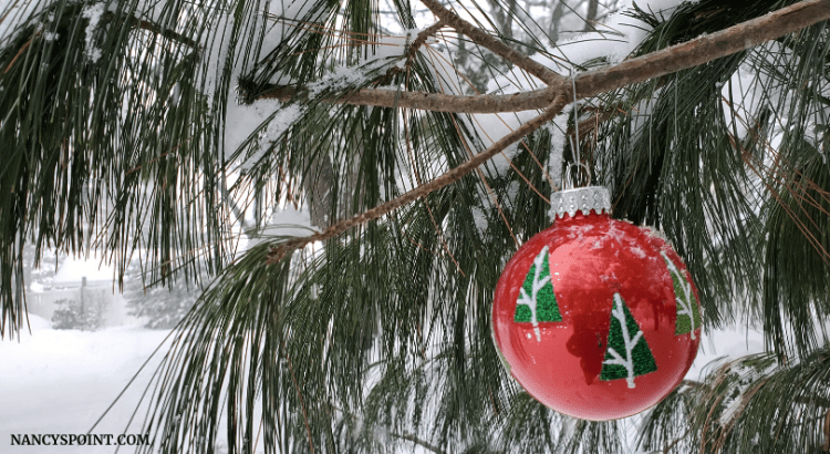 #MerryChristmas from Nancy's Point! #blogging #holidays