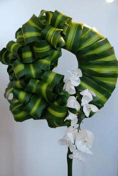 Arreglos florales para actos oficiales