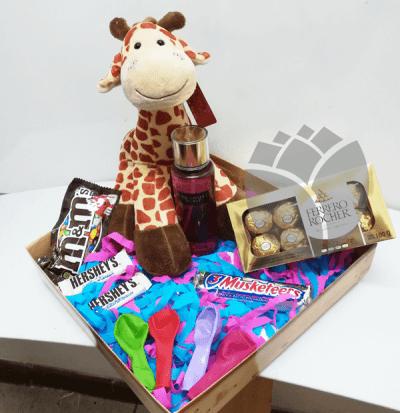caja de regalos