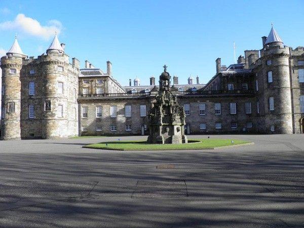 Palais d'Holyroodhouse