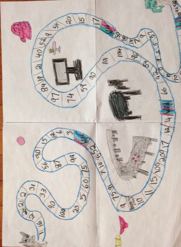 My Own Board Game -