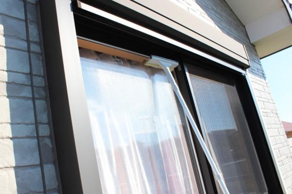 窓ガラスクリーニング 葛飾区