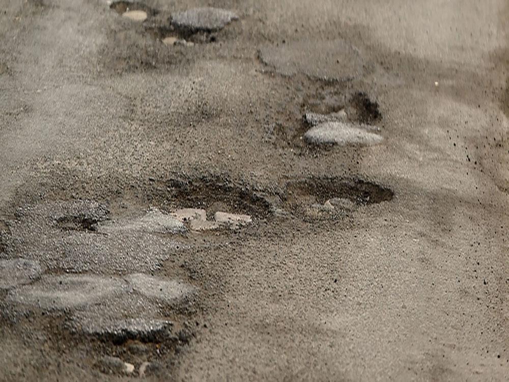 Don't let Potholes on your business premises become a hazard