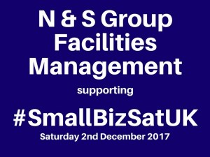 N & S Group are supporting Small Business Saturday UK
