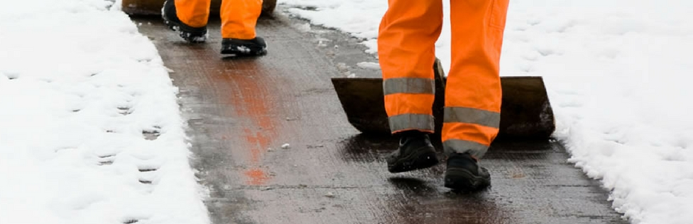 We supply a Winter Maintenance Service in Doncaster, Rotherham, Barnsley and across Yorkshire Winter Maintenance Service