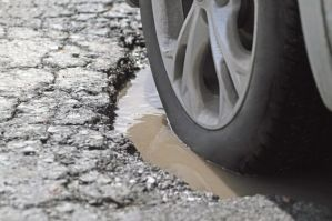 Fix your potholes PERMANENTLY before the winter comes