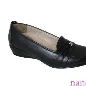 siyah Büyük numara rahat bayan ayakkabı - large sizes comfortable women shoes