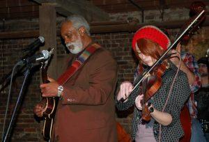 Sam and Amelia, intent upon making music
