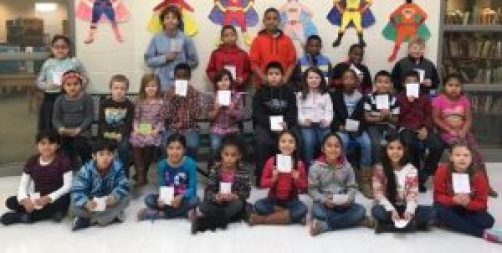NAES Bullpup Price Award Winners, Feb 1, 2016