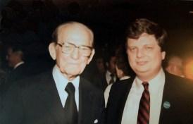 John C. Stennis and Steve Patterson