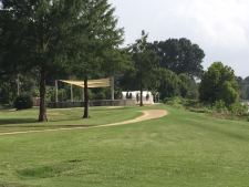 The Riverview Stage in Park-Along-the-River is designed to withstand 100 mile per hour winds.