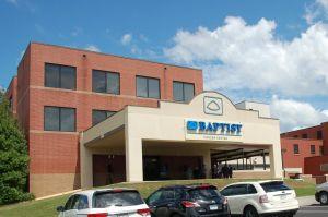 Cancer Center entrance at BMH-UC (former ER entrance)