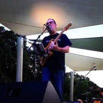 New Albany's Paul Tate will perform Friday October 7th at Riverfest