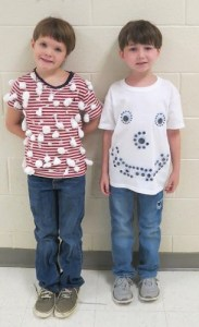 New Albany students celebrate 100 days