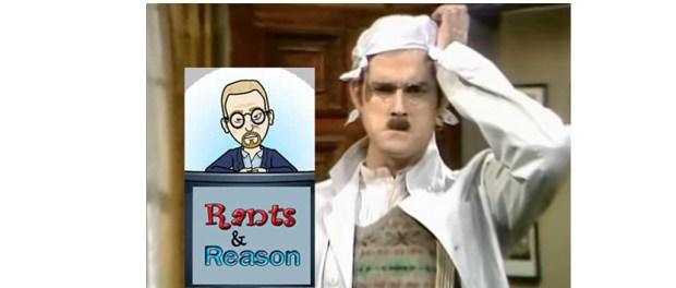 My Brain Hurts, Monty Python