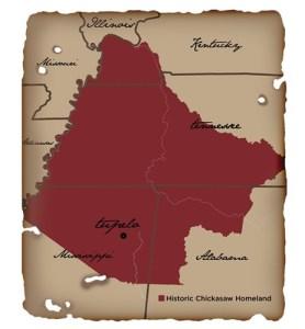 Chickasaw Homeland
