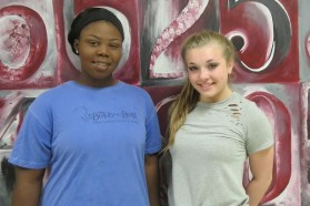 NAHS powerlifters